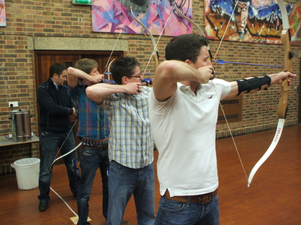 Sunday 5 Week Beginners Archery Course
