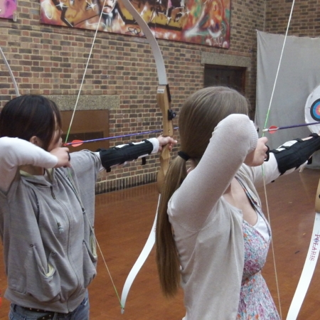 Monday 5 week Beginners Archery Course