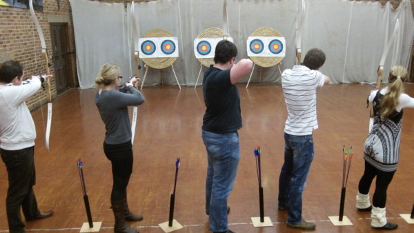 Friday 5 Week Beginners Archery Course