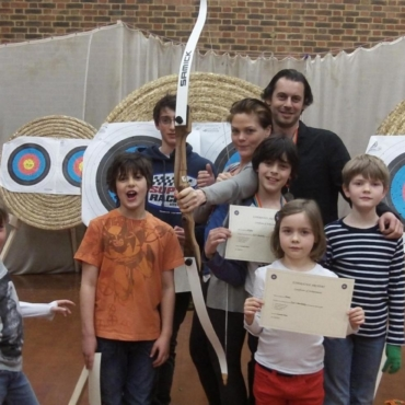 Children and Family Archery Club