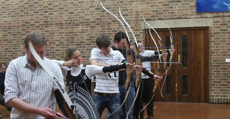 Recurve Archery Technique