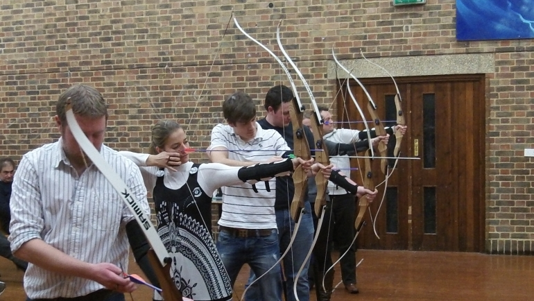 Beginner Archery Courses