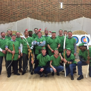 Archery Stag Parties