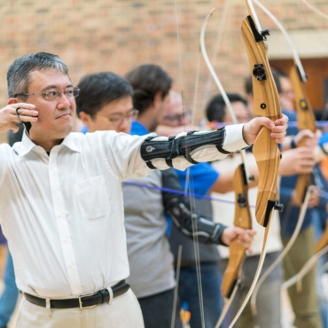 Corporate & Team Building Archery Events