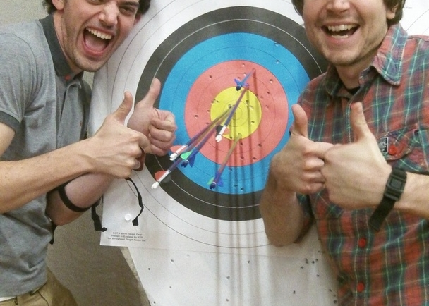 Archery Lesson for 2 People