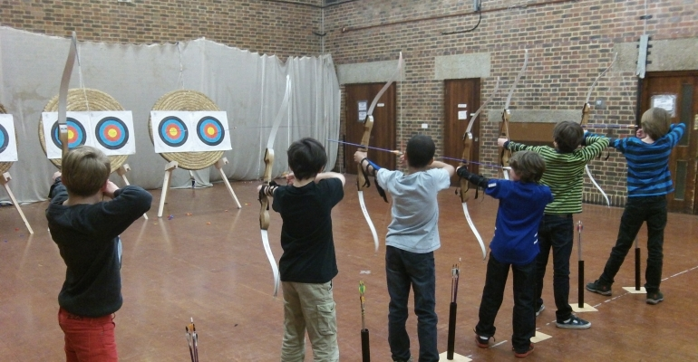 Children & Family Archery Club