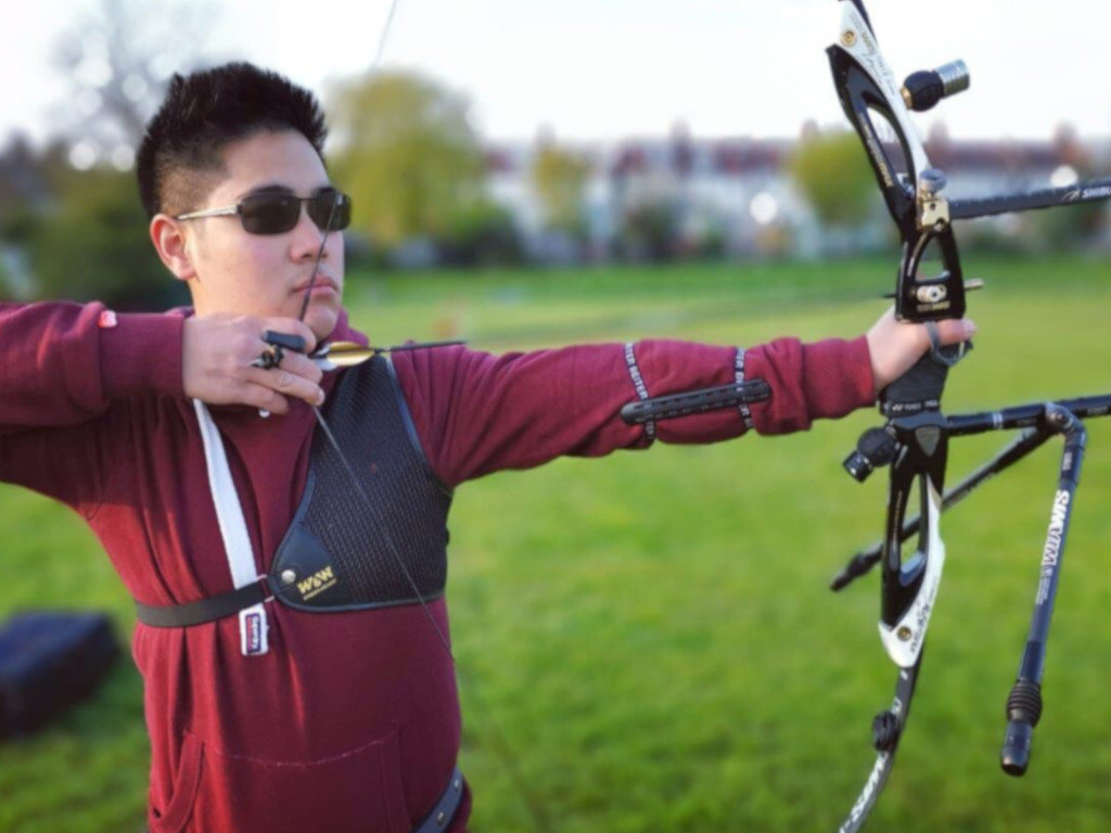 Kevin Wong Experience Archery Coach