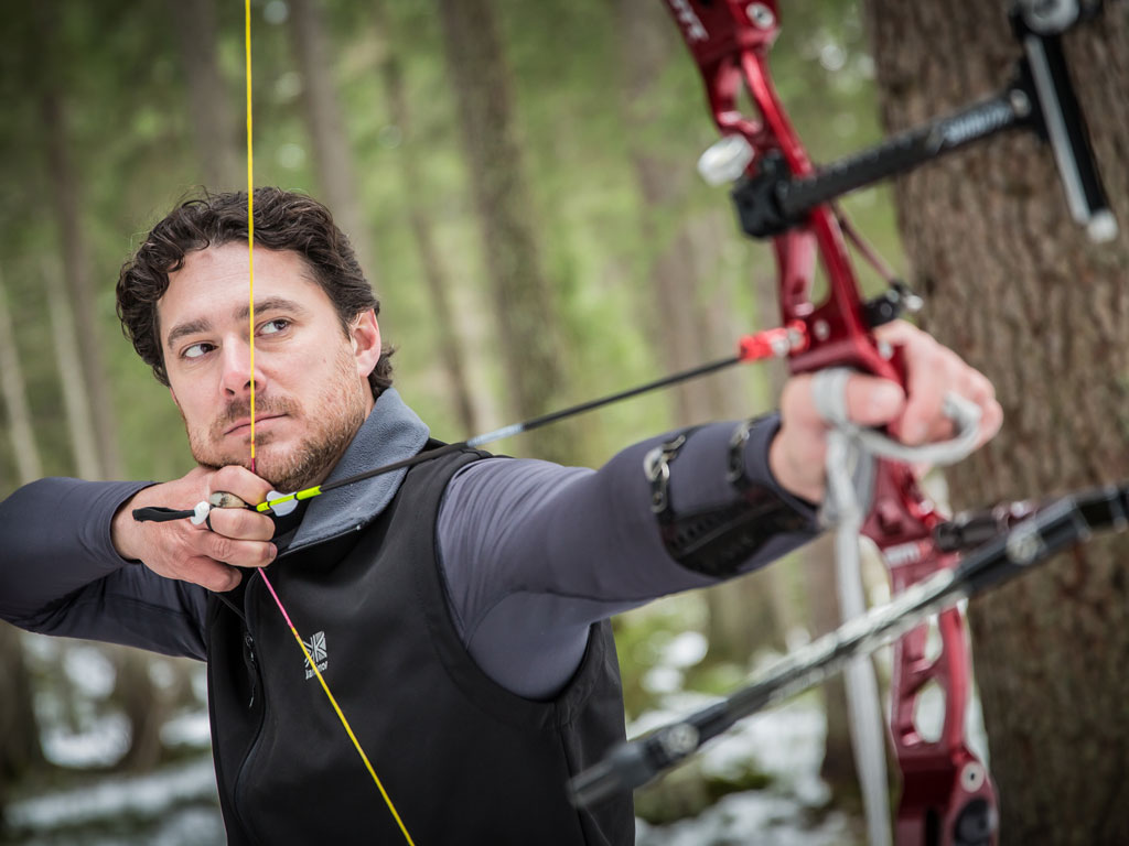 Lee Pittis Archery Coach