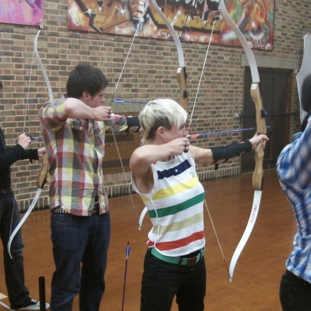 Saturday Have a Go Archery Lessons